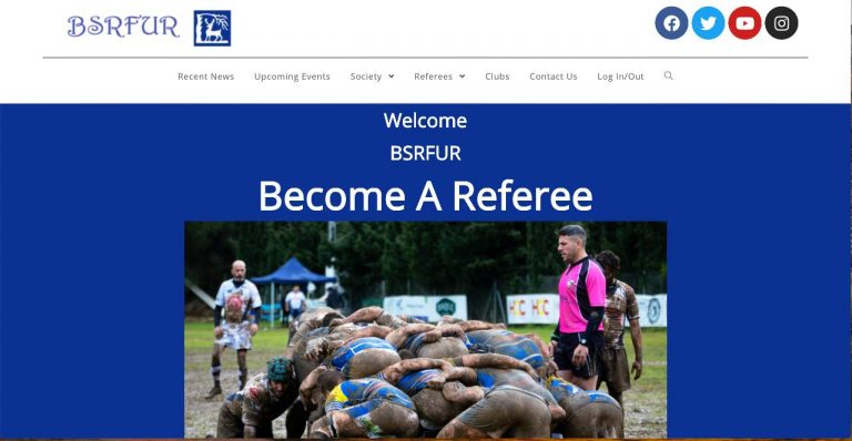 Berkshire Society Of Rugby Referees